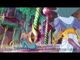 Фрагмент из 2 серии 5 сезона Винкс