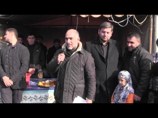 Elshen Xezer-Gence ImamZade-Ashura gunu 2012-Qardash Huseyn