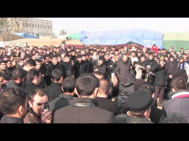 Elshen Xezer-Gence ImamZade-Ashura gunu 2012-Qeyret