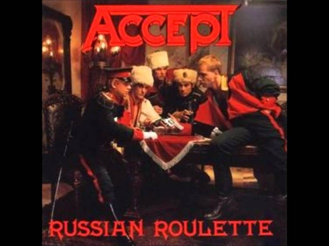 Accept Russian Roulette Full Album 1986 Original
