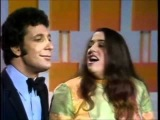 Tom Jones &amp Mama Cass Elliot - One Night Do Right Woman, Do Right Man I Guess I'll Always Love You