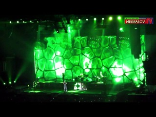 Rammstein Live aus Saint Petersburg 2012 (шоу NEKRASOV TV full spb travel) film TRILOGY тв актёры кино ёбург