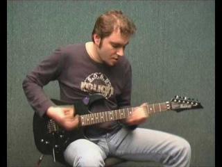 Павел Власов - Школа игры на электрогитаре