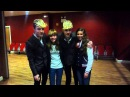 Me hugging Edward, with Jedward and a cool friend 2.11.12