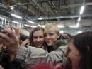 Edward at Frankfurt Airport 11112012