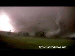 Торнадо F5, Оклахома