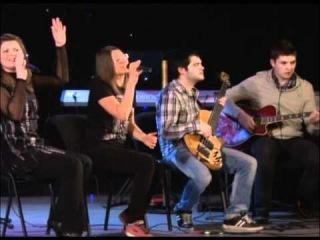 Размер неба - песня поклонения Наш Бог так Велик