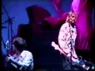 Nirvana - Dive (Live) at Pine Street Theatre, Portland, Oregon (2/9/90)