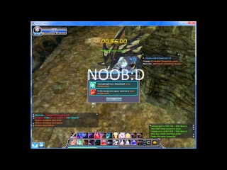 Cabal Online Ru:Illusion Castle-last boss solo