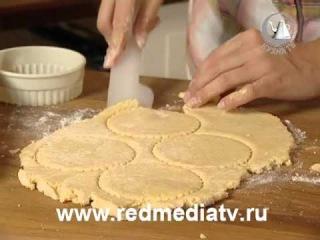 Клубничные тортики рецепт