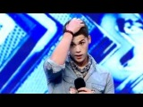 Aiden Grimshaw - Gold Digger (1st audition) The X Factor 2010 HQ