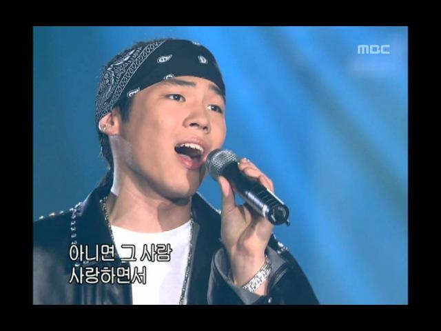 음악캠프 - Whee Sung - Cant you, 휘성 - 안되나요, Music Camp 20020727