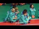 [FANCAM] 130128 EXO Сехун, Бэкхён, Сухо, Лу Хан, Тао и Чанёль @MBC Idol Star Olympic