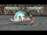 Naruto Shippuden: Ultimate Ninja Storm Generations Stile