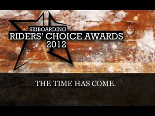 2012 Skiboarding Riders' Choice Awards Winner Announcements