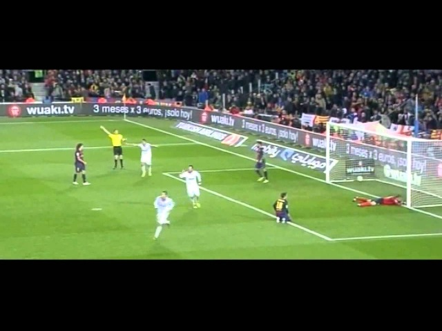 Real Madrid vs Barcelona 3 1 All Goals and Full Match Highlights 26 2 2013