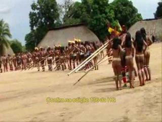 Sons e Cores do Xingu
