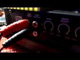 Автоусилитель+блок питания,подставка и сабвуфер Boschmann