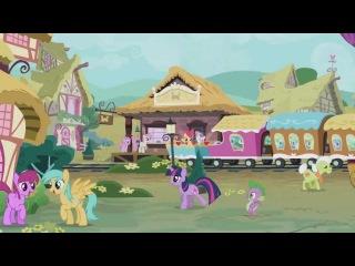 My Little Pony перевод от Карусель 2 сезон 7 серия в HD