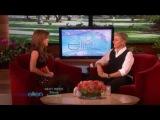 Alyson Hannigan on Ellen