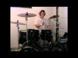 Peter Madala - Neon Plastix - On Fire (Drum Cover)