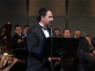 Niggun of Jerusalem, Hasidic Cappella+Youth Choir B A L S I S ,Conductor Alexander Tsaliuk