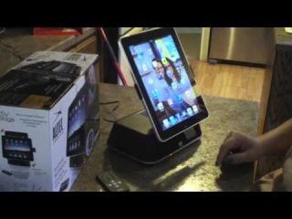 Акустическая система для Apple iPad Altec Lansing Octiv Stage MP450