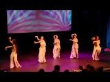 Marina Oganyan - The Theatre of Exotic Dance Amaren - Tabla Artem Uzunov - Lets do it