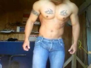 Фото анны ширинки и бугорки парней парни в джинсах попа