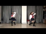 【中国娘】メグメグ☆ファイアーエンドレスナイト【踊ってみた】HD