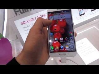 MWC 2013: Первое знакомство с LG Optimus G Pro