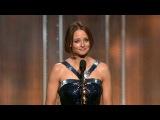 Cecil B. DeMille Award: Jodie Foster - Golden Globe Awards