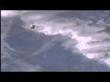 Химтрейлы. Вид из космоса