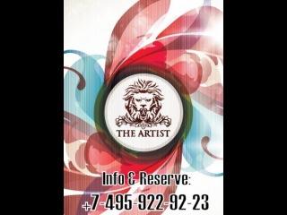 SASHA S.PIO / LIVE / 19.07.13 @ THE ARTIST CLUB