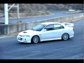 Having a little play at YZ in my (Now sold) Evo 4 GSR