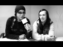 FANSWERS Motionless In White Part 1