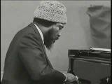 Thelonious Monk Quartet Performing