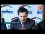 Встреча Армянской Диаспоры с Одесскими властями