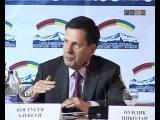 Встреча Алексея Костусева с Армянской Диаспорой