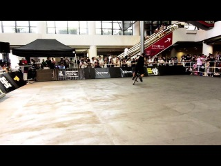 King Of Ground 2012 Round 2 BMX Flatland World Circuit 2012 (Jason Plourde) Full Run