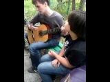 Пьяные говнари играют саундтрек к Зелёному Слонику