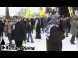 Manifestation demo Strasbourg Geneve Kürt Kurd kurden kurdistan
