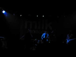 The Best Pessimist - live in Moscow @ Milk club, 2012.04.14 - 00. greeting