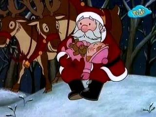 Сказочные истории - Малыш для Деда Мороза