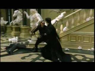 The Matrix: Reloaded fight scene