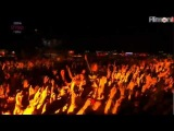 Muse - Man with the Harmonica Intro + Knights of Cydonia + Outro Live from Reading, 2011