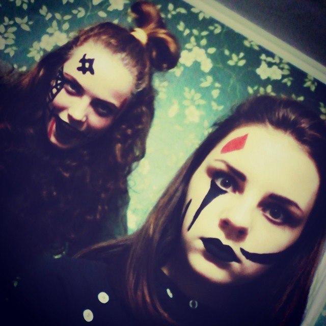 Хэллоуин уже прошел?