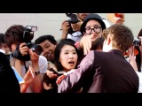 120614 The Amazing Spider-Man Red Carpet - Kimpo Airport (Korea)