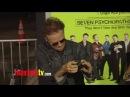 "Tom Waits at ""Seven Psychopaths"" Premiere Red Carpet Arrivals 01.10.12"