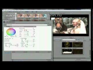 RADDAX.RU Уроки Sony Vegas - Цветокоррекция в вегасе